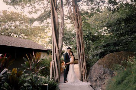 Classic Tropical Destination Wedding