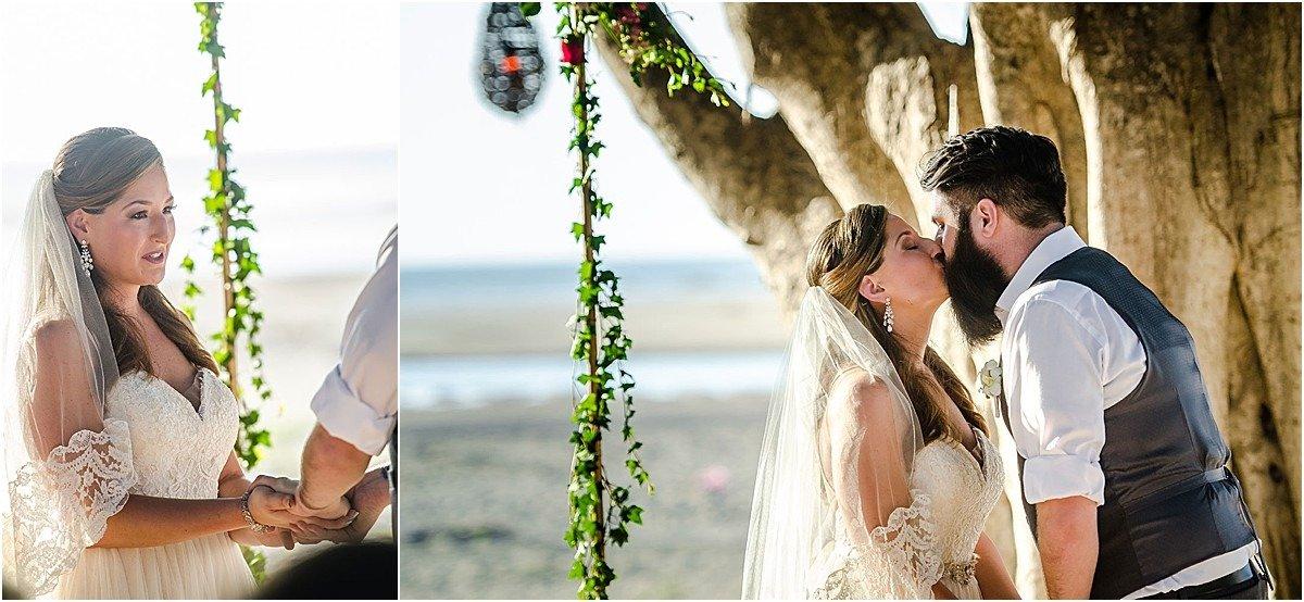 pangas wedding kiss