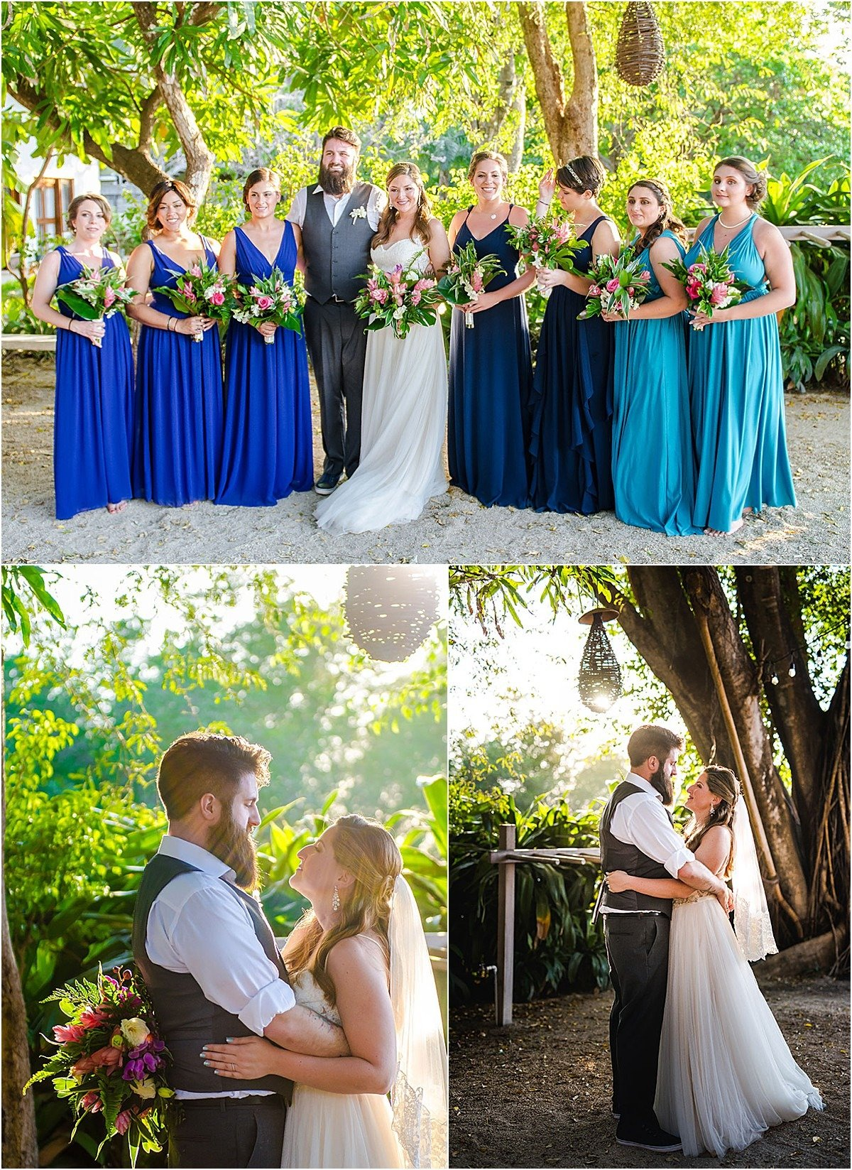 post wedding photos