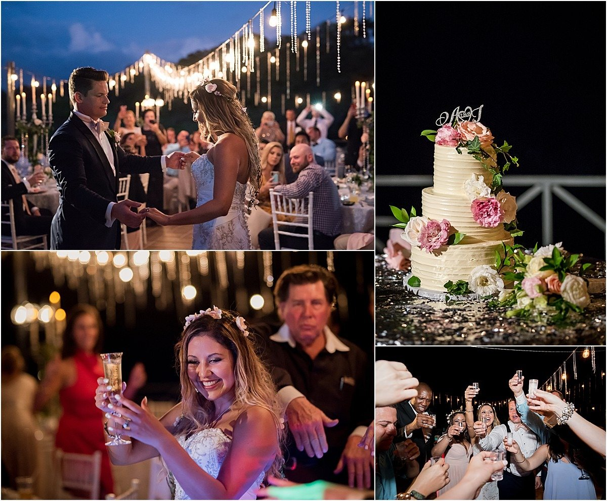 reception party late night costa rica venue