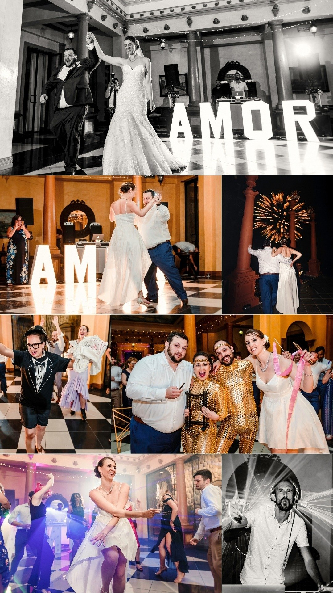 first dance in the Palace ballroom