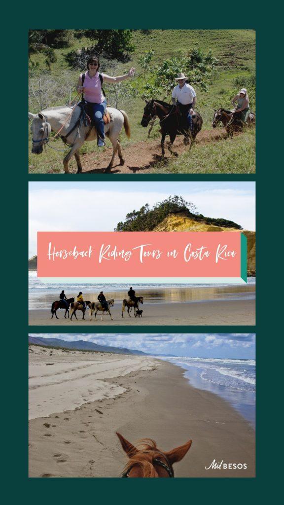 beautiful horseback riding tours in Costa Rica