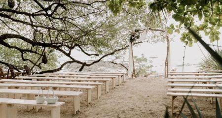 Wedding Venue on the Beach in Costa Rica