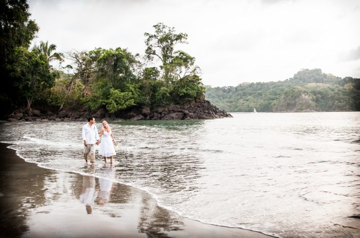 Elopement Wedding Honeymoon Adventure