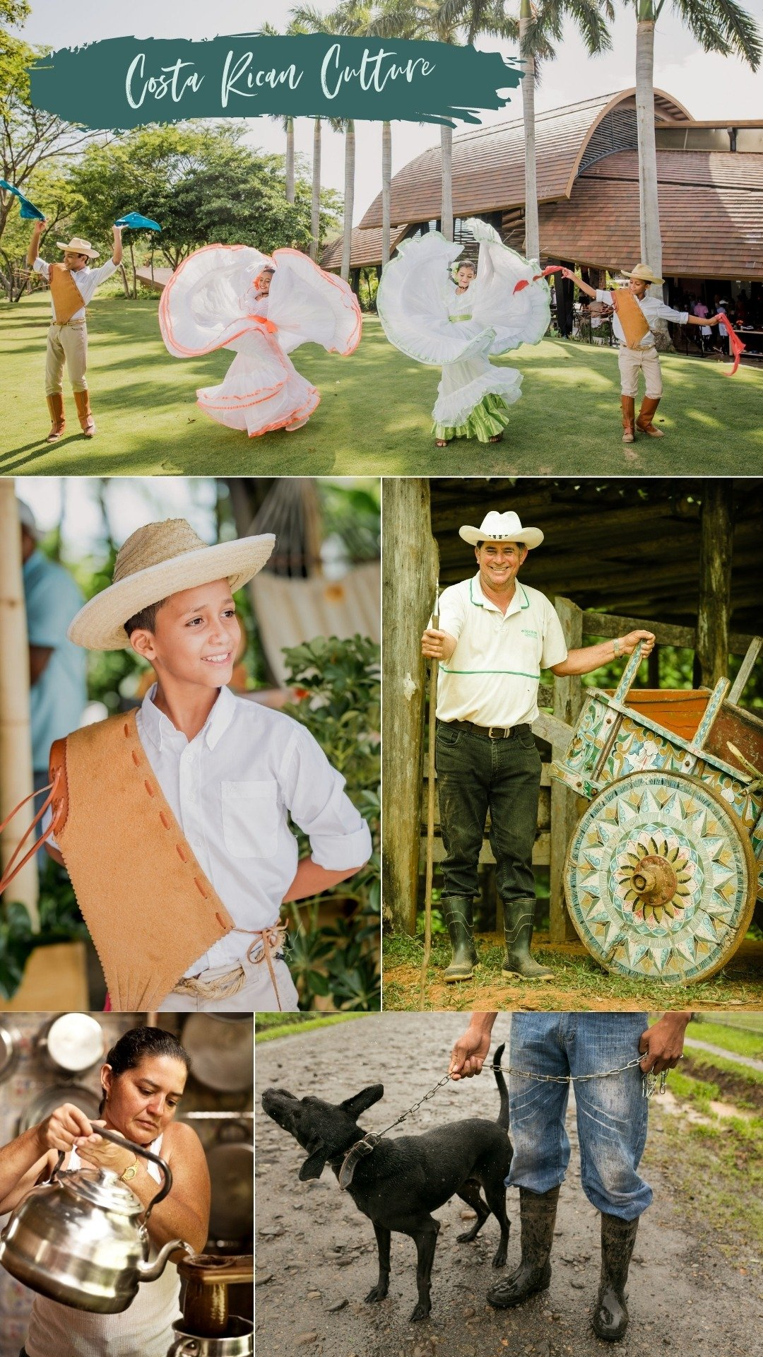 costa rican cultures and traditions
