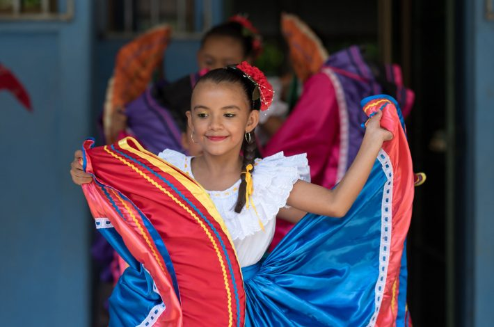 costa rican culture and heritage