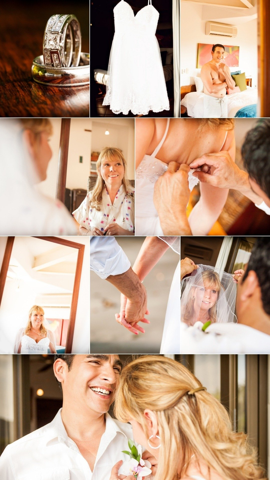 full service adventure wedding packages