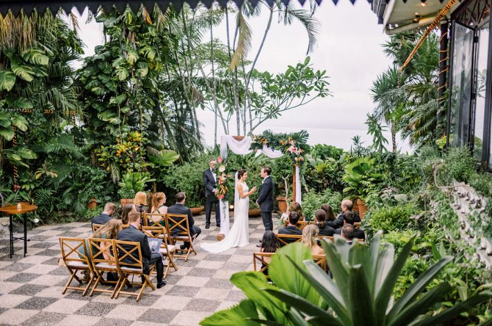 Elegant Tropical Wedding in Costa Rica