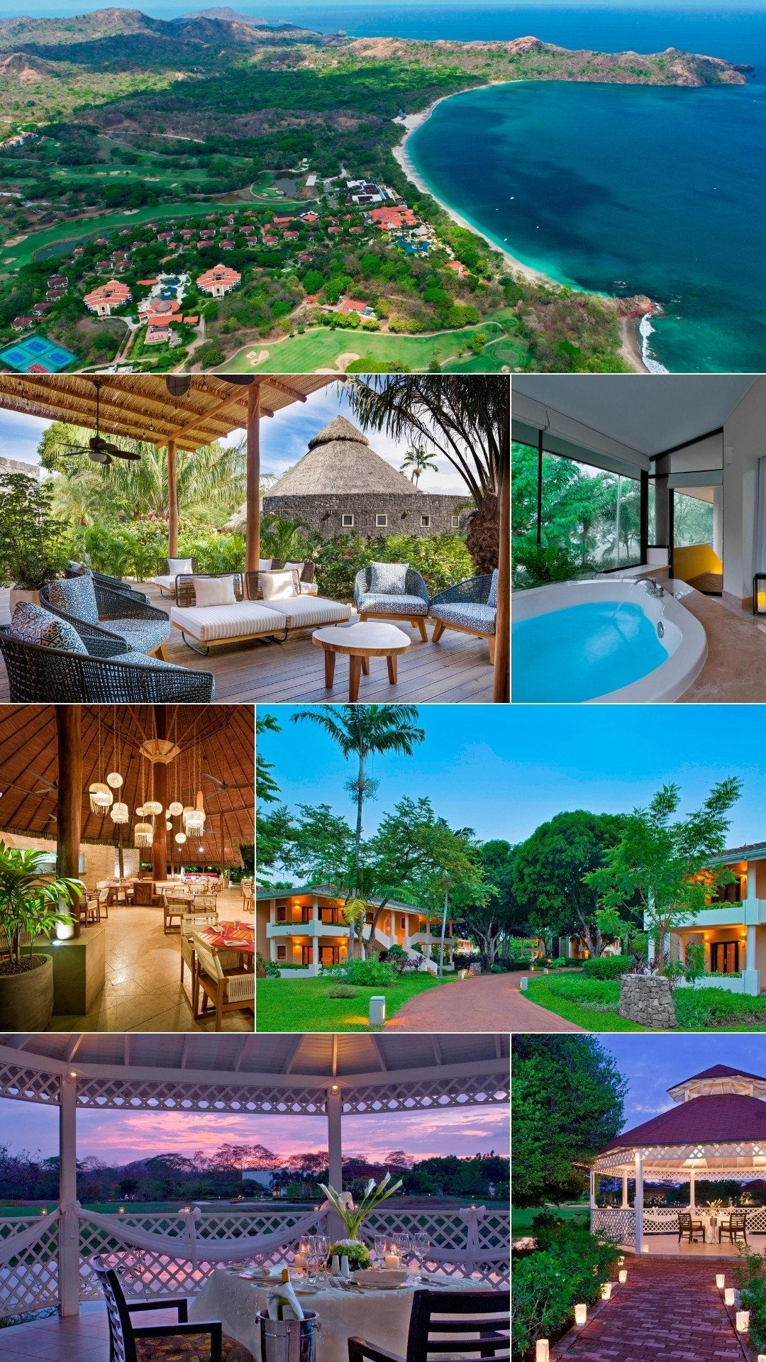 Westin Resort in Conchal CR
