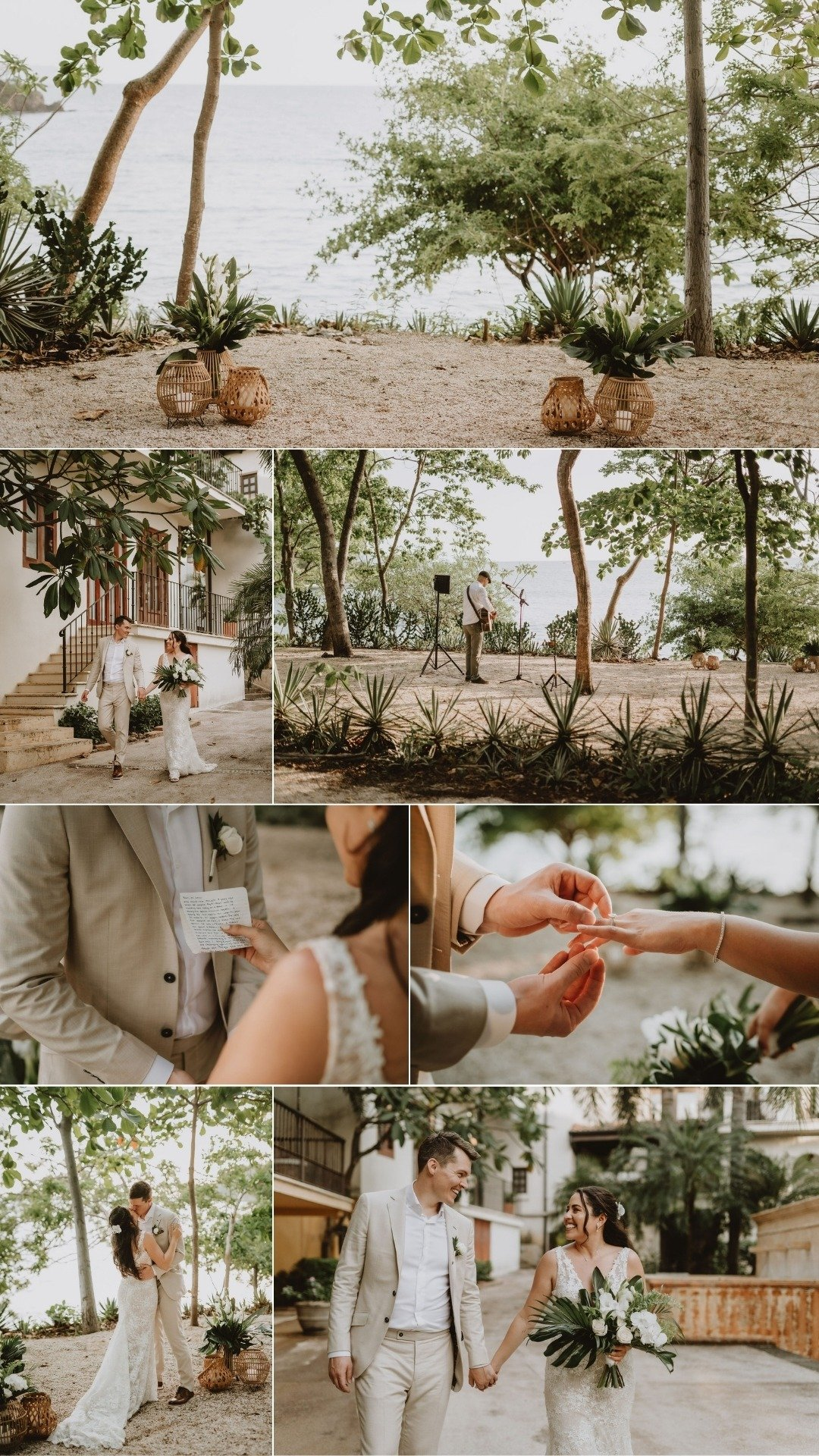self uniting marriage ceremony in costa rica