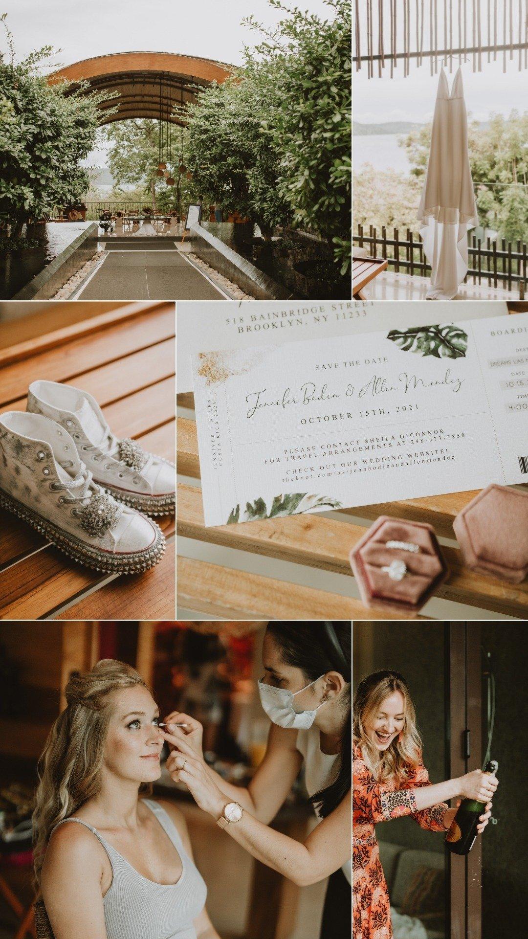 Guanacaste elopement venue