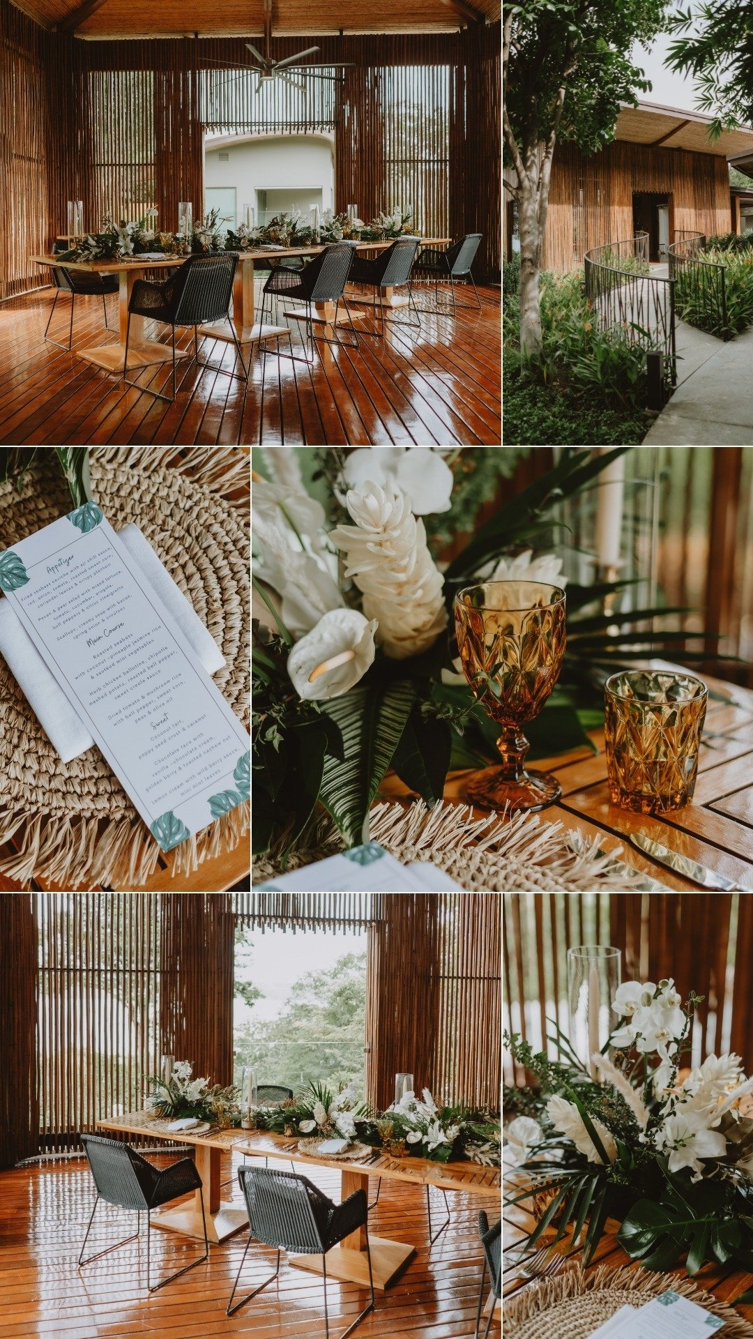 micro wedding dinner venue