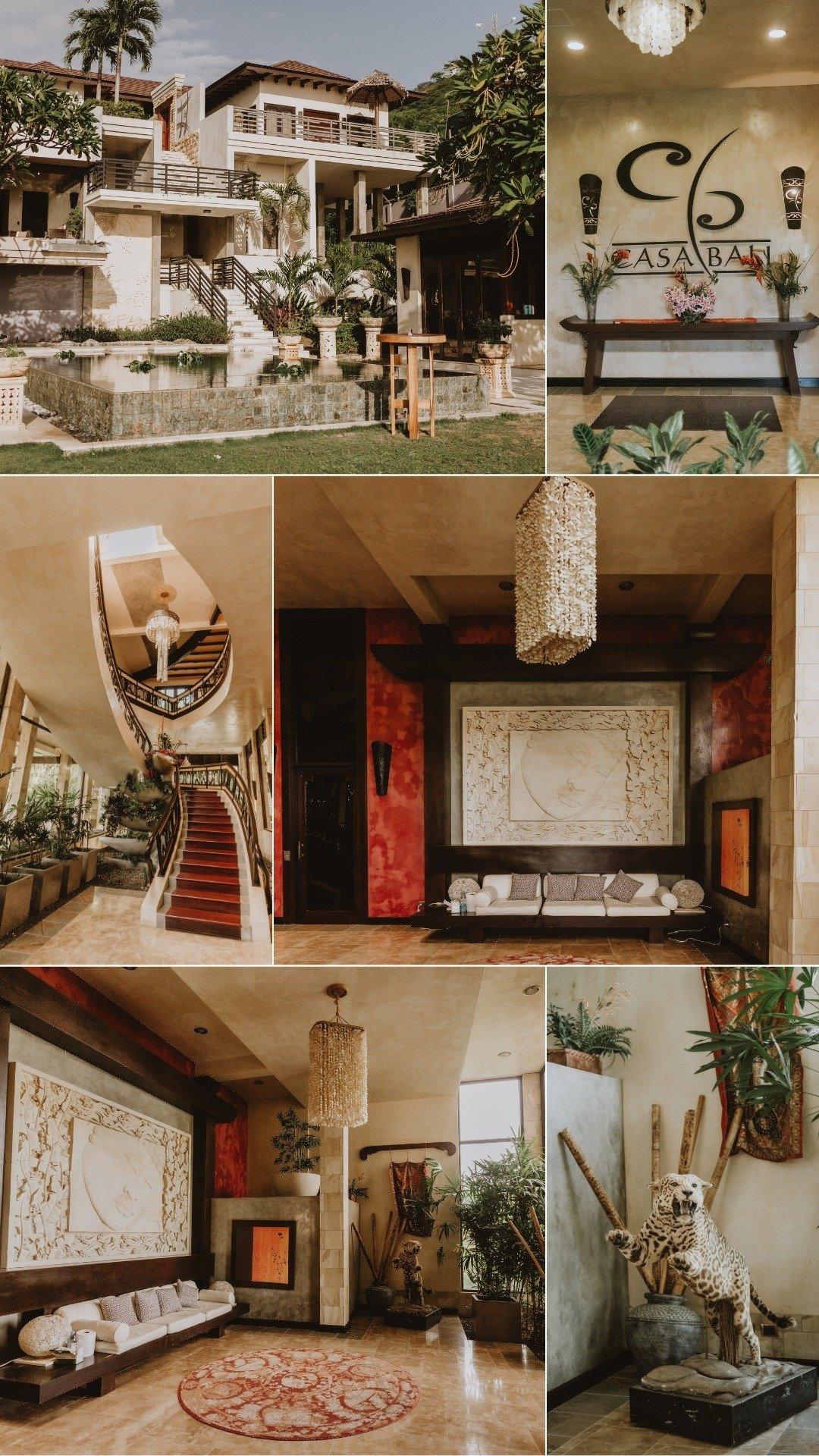 Casa bali in tamarindo costa rica gold coast